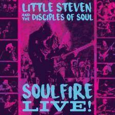 Little Steven The Disciples de Soul - Soulfire Live! Nouveau CD