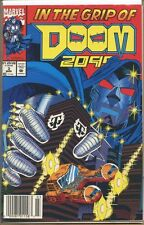 Doom 2099 # 3 UPC code very fine 1993 series comic book