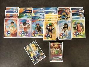 Carte Playmobil Carrefour au choix et -75% à partir de 4 cartes - Les 96 Dispo.