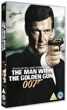The Man With the Golden Gun DVD (2012) Roger Moore, Hamilton (DIR) cert tc