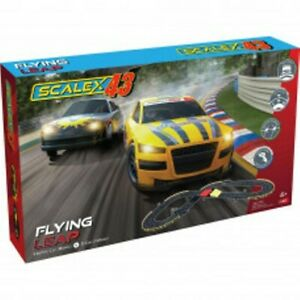 Scalextric F1002 1:43 Flying Leap Track Set