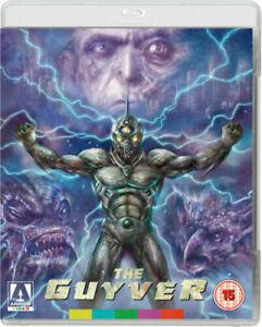 The Guyver [Blu-Ray] [Region Free] NEW