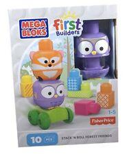 Mega Bloks Stack n' Roll Forest Friends