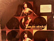 """Paula Abdul (2) 12""""  Singles....The Way You Love Me / Love is For Real"""