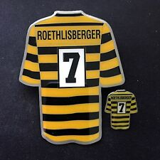 Pittsburgh Steelers Ben Roethlisberger lapel pins-Classic Collectables-(2)