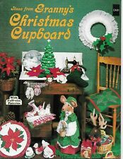 Christmas Crafts Sewing Projects Patterns Ideas From Granny's Christmas Cupboard