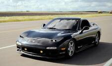 Rx7 fd3s side skirts Feed style side steps