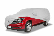 2007-2014 Ford Edge & Lincoln MKX Custom Fit Grey Superweave Outdoor Car Cover
