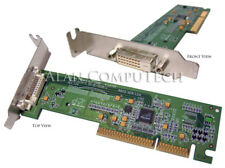 HP Silicon image DVI SiL164 AGP LP Card NEW 279393-002 Low Profile Bracket
