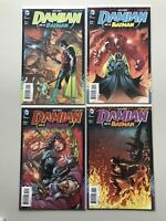 Complete set lot of 4 Damian Son of Batman (2013) #1 2 3 4 NM Near Mint