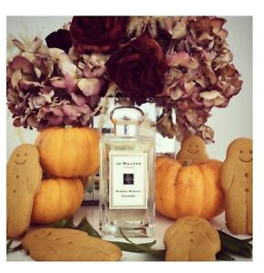 Jo Malone Ginger Biscuit Cologne 2019 Limited edition - 15ml Spray FREE 🎁 GIFT