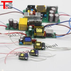Constant Current 300mA 600mA 3W 5W 9W 10W 20W 30W 36W 50W Lighting Transformer