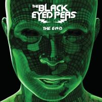 The End - Black Eyed Peas The CD Sealed ! New !