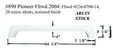 Fleetwood RV Fender Skirt ABS #890 **SEE DESCRIPTION**