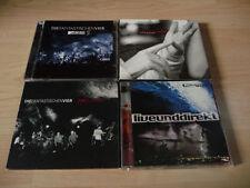 4 CD Set Die Fantastischen Vier - Unplugged & Live-Alben