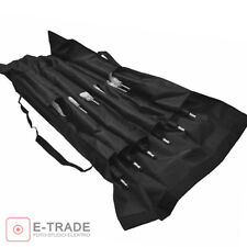 Travel Studio 110cm Light Stand Carrying Bag Case for 6 Tripods & 6 Umbrella Kit