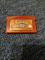 Pokemon: Fire Red Version for Game Boy Advance!