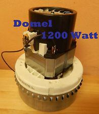 Domel Staubsaugermotor für Festo Staubsauger  1200 Watt  MKM 7778