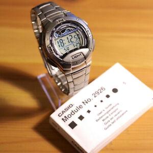 CASIO Herren Armbanduhr mit Regatta Timer