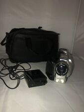 JVC Digital Camera With Charger And Travel Case Works