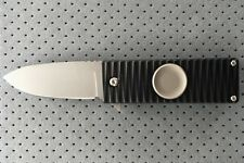 METEORITE FIDGET SPINNER AUS8 FLIPPER OPENING FOLDING KNIFE WITH SPINNER