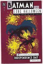 BATMAN: THE LONG HALLOWEEN#10 VF/NM 1997 DC COMICS