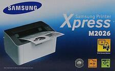 Samsung Xpress SL-M2026 monochrom- Laserdrucker (D8R16)