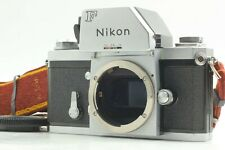 [Excellent+5] Nikon F Photomic FTN Silver Late Model Body Camera from Japan