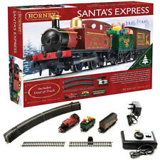 HORNBY R1210 Santa's Express Christmas Train Set