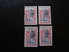 FRANCE - timbre yvert et tellier n° 1332 x4 obl (A5) stamp french