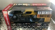 """Auto World  1/18 Legends of the Quarter Mile """"JEGS"""" 1970s Chevy Camaro Funny Car"""