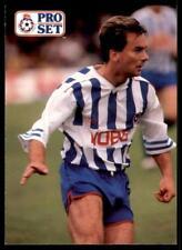 Pro Set Football 1991-1992 Brighton & Hove Albion Mark Barham #142