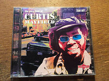 Curtis Mayfield - The Very Best of  [2 CD Album]