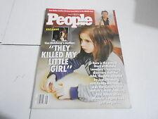 AUG 27 1990 PEOPLE magazine (NO LABEL) UNREAD -  LISA STEINBERG MURDER