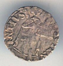 Cincin19,Interesante moneda Medieval europea ,a Identificar,0,90gr ,mide 19mm