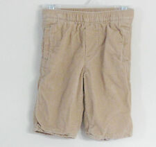 babyGAP Size 0-3 Months Boys Fully-Lined Pull-On Brown Corduroy Jeans