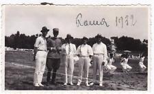 LOTTO FOTOGRAFIE ROMA FARNESINA 1934 GINNASTICA  21-100