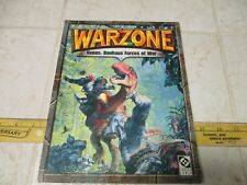 Mutant Chronicles Warzone Venus BauHaus Forces Of War Target Games Role Playing