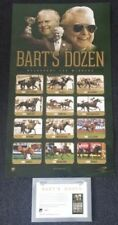 BART CUMMINGS BART'S DOZEN MELBOURNE CUP WINNERS HORSE RACING VERTIRAMIC PRINT