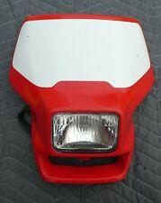 Honda XR200 XR250R XR350 XR400 XR600 Genuine Honda Headlight Housing Assy