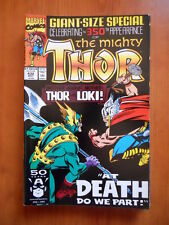 The Mighty THOR #432  Marvel Comics  [SA46]