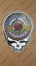 """Grateful Dead Stickers, American Beauty Syf sticker(6""""), Jgb, Syf, Brand New"""