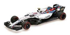 Minichamps F1 Williams FW41 Robert Kubica 1/43 Free Practice Spanish GP 2018