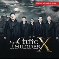 CELTIC THUNDER X Double Deluxe Edition 2CD BRAND NEW