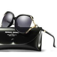 Sample Women Lady Designer Polarized UV400 Sunglasses Oversized Driving Eyewear