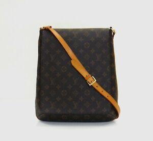 Louis Vuitton Monogram Musette Shoulder Bag