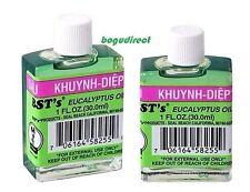 BST's Eucalyptus Ointments Oil, 裴建信博士白樹油 (1.0 fl. oz.)