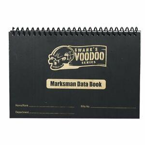 VOODOO TACTICAL Men's Marksman Data Book
