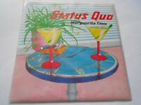 """STATUS QUO 'Marguerita Time' 1983 UK 7"""" / 45 vinyl single"""
