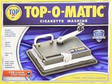 BRAND NEW TOP O MATIC Cigarette Rolling Machine FREE & FAST SHIPPING
